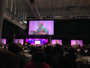 2011 Nobel Peace Laureate Leymah Gbowee
