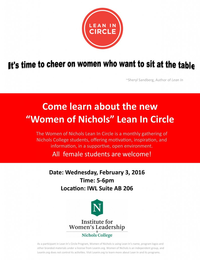 Lean In Circle Invite Feb 3